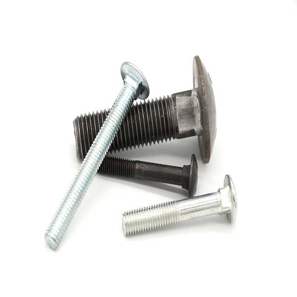 6 inch carriage bolts